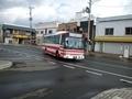 [路線バス]下北交通 むつバスターミナル行
