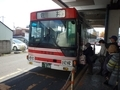[路線バス]下北交通 佐井車庫行(むつBT)