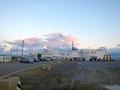 [船][建造物]大函丸と大間港ターミナル