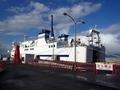 [船]函館港に到着した大函丸