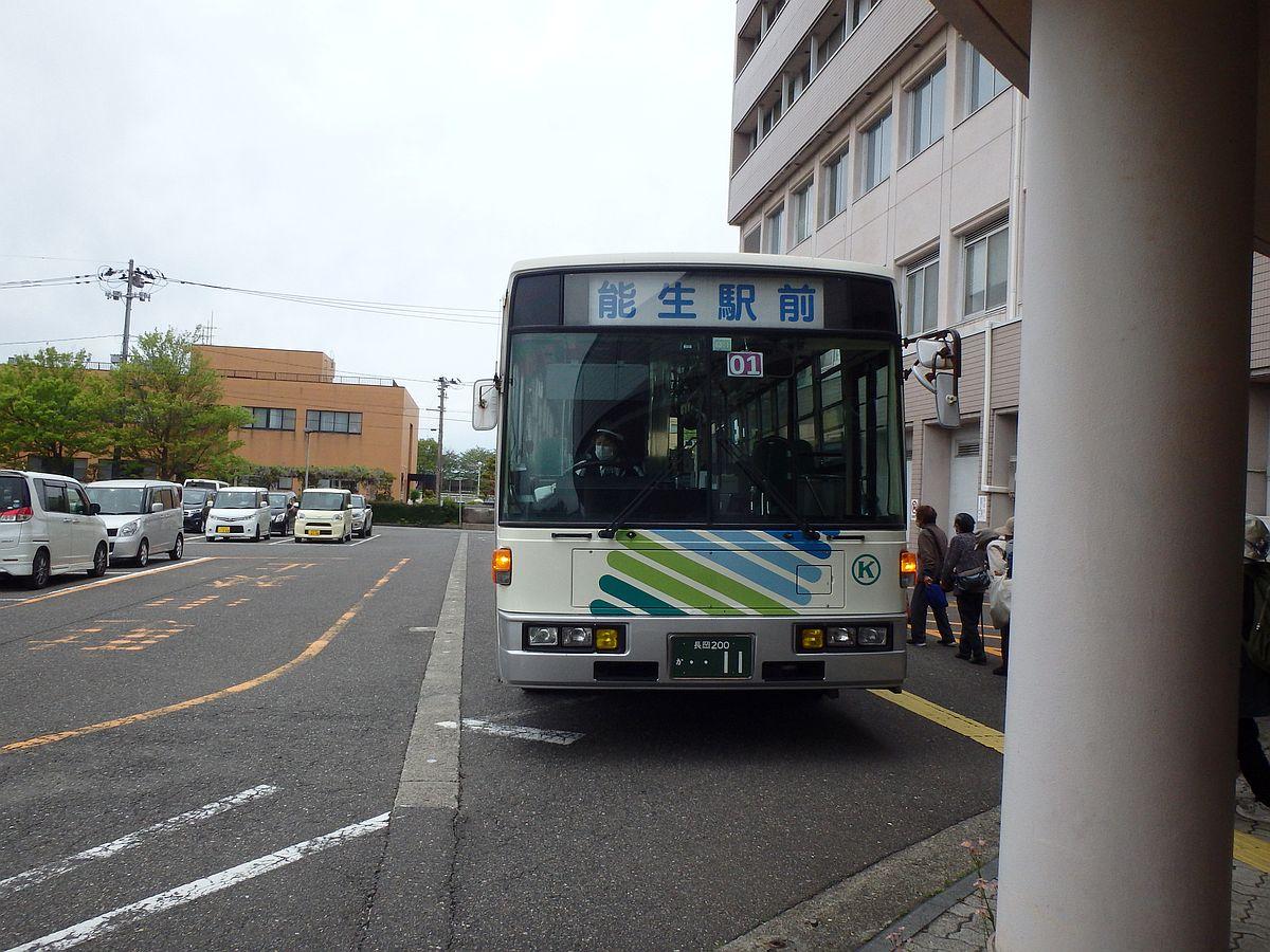 糸魚川総合病院にて