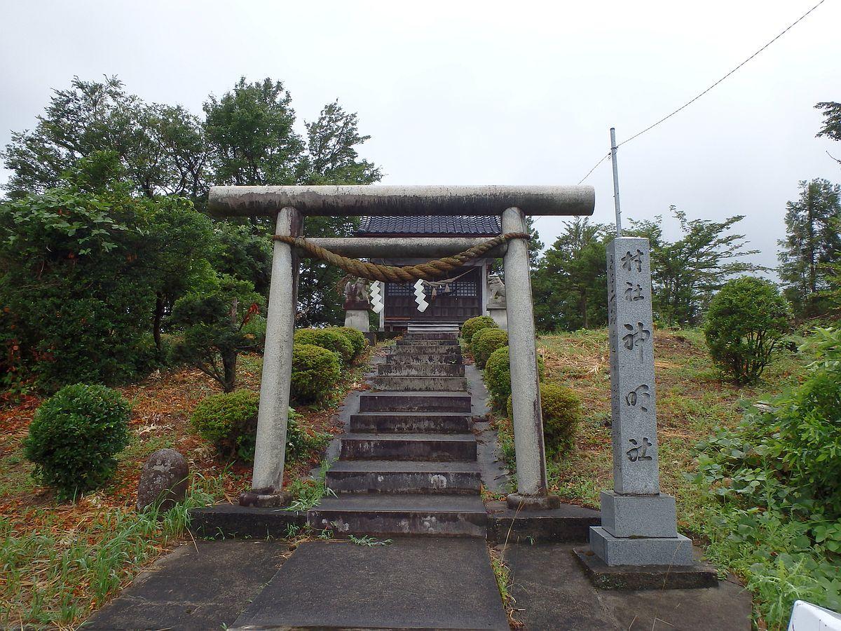 普通の神社