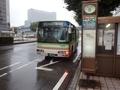 [路線バス][バス停]65系統富山斎場前行