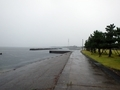 [遠景]八重津浜を眺める