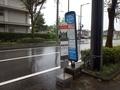 [バス停]富山まちなか病院前バス停