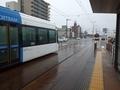 [鉄道]市内電車 南富山駅前行