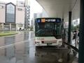 [路線バス]21系統牛岳温泉健康センター行