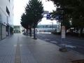 [バス停][駅]富山駅前降車場と富山駅