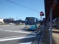 [路線バス]加越能バス ひみ番屋街行