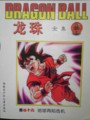 中国語版ドラゴンボール49巻(海賊版というかパチモノ)