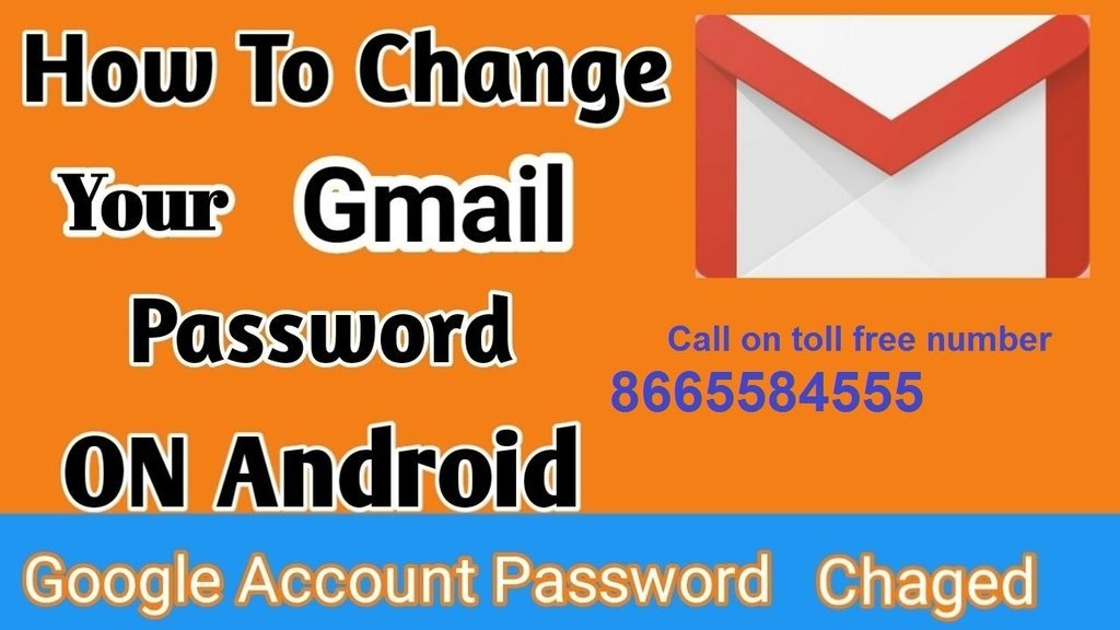 How To Change/Reset Gmail Account Password On Mobile
