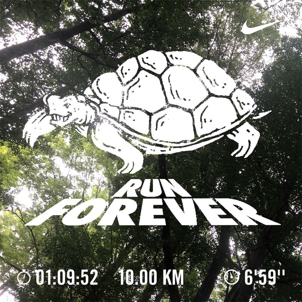 ランニング10km記録