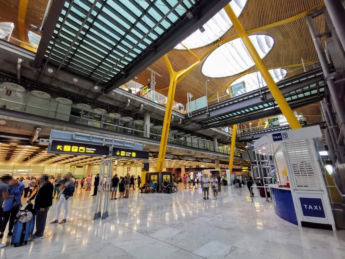 バラハス空港