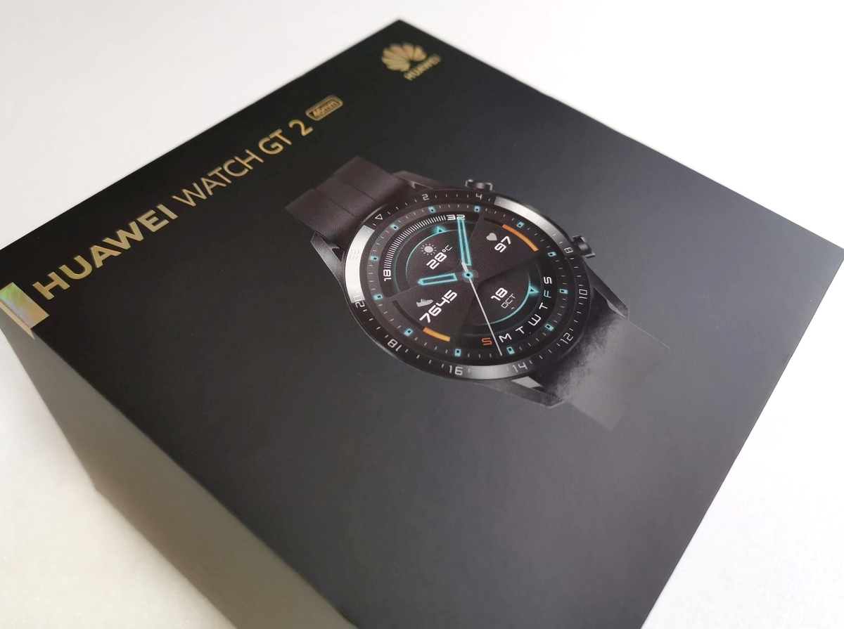 HUAWEI Watch GT2 46mm Sports
