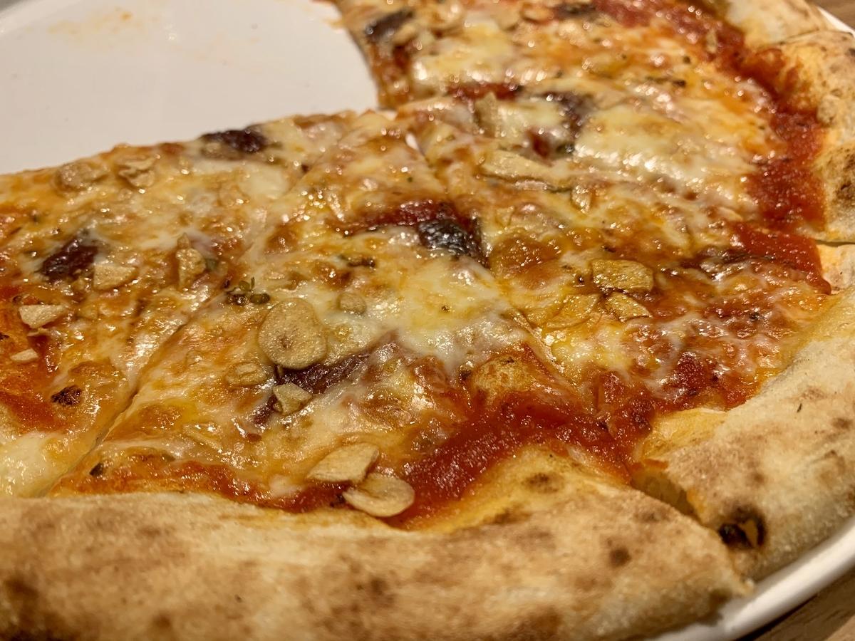 パパミラノ アトレヴィ大塚店のピザ