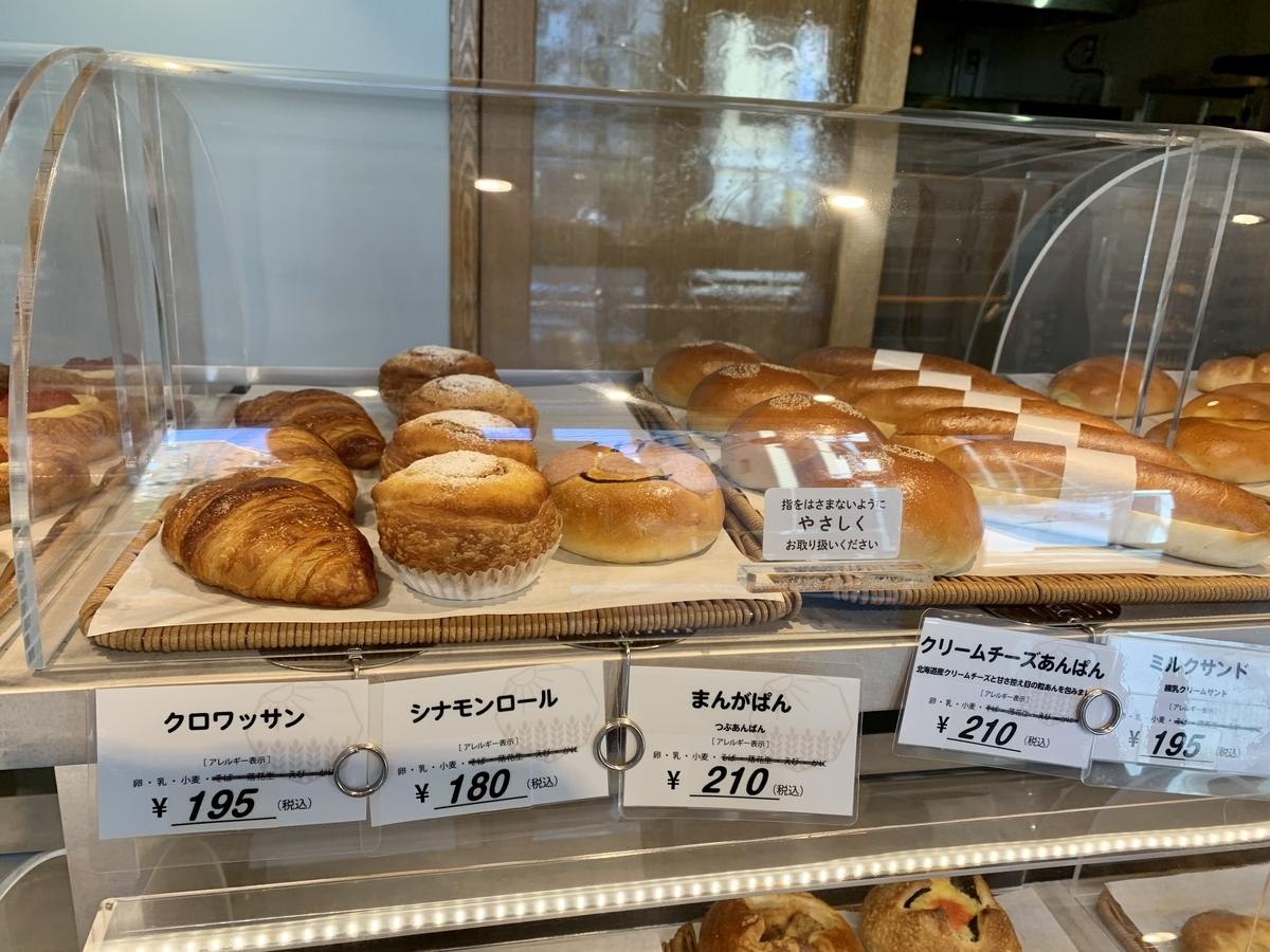 ベーカリー ハレトケ (Bakery ハレトケ) のパン