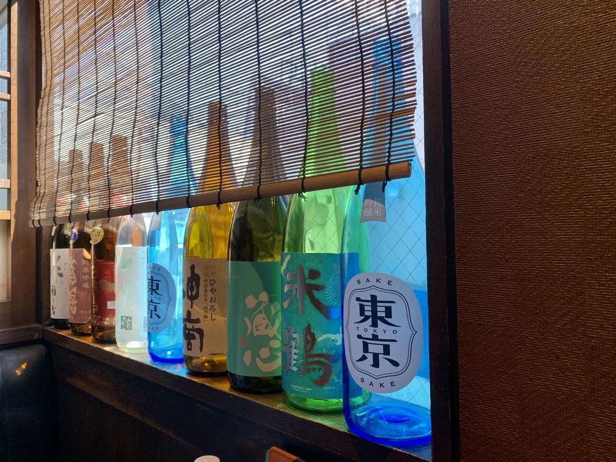 鍋と呑み処 左藤(さとう)総本店の店内