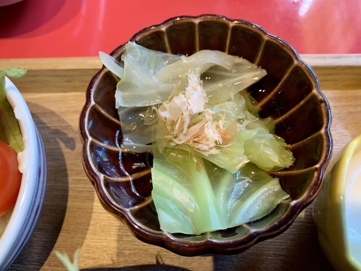 鍋と呑み処 左藤(さとう)総本店の小鉢