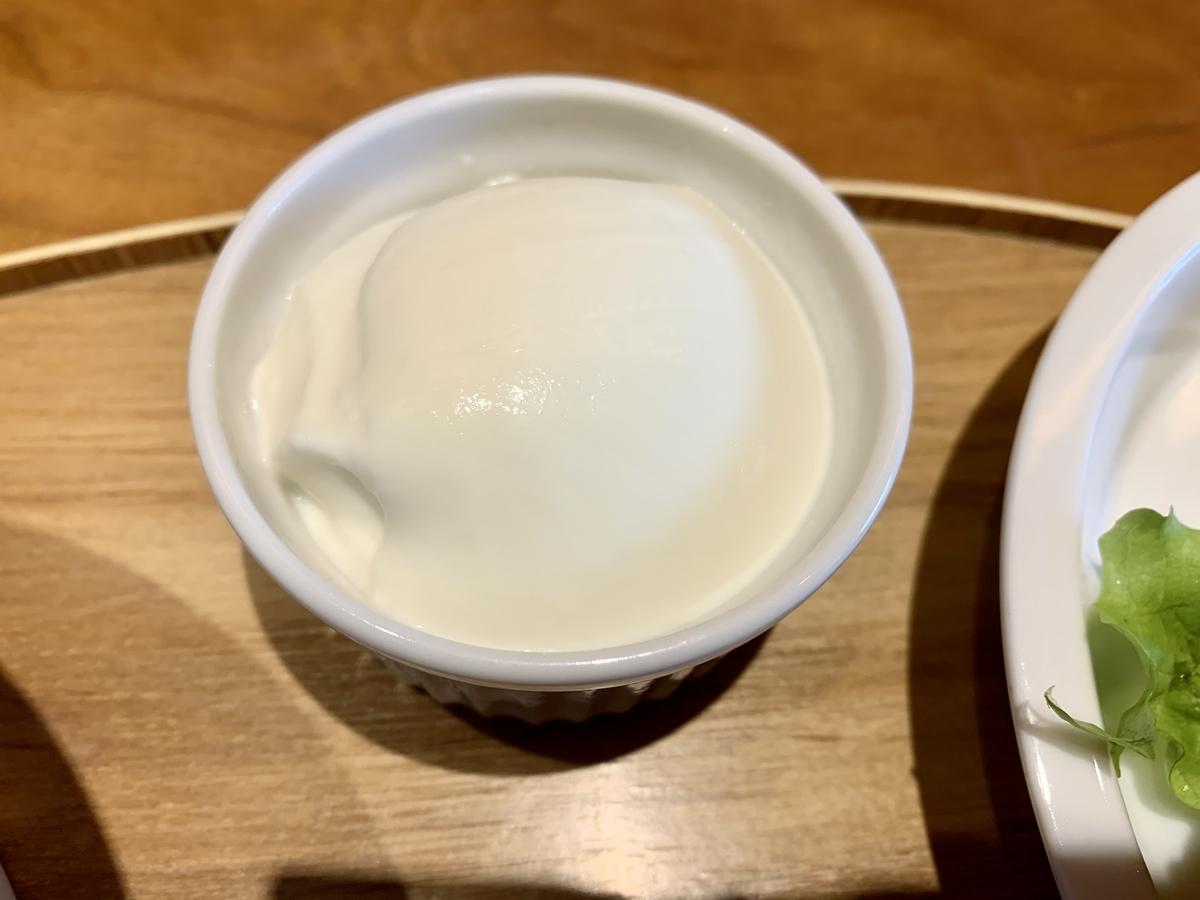 カユ デ ロワ 亀沢店 (CAYU des ROIS)の杏仁豆腐