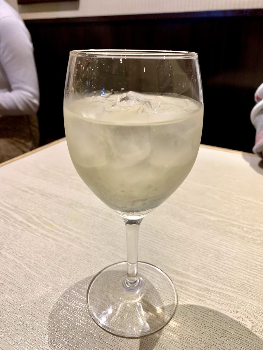 バインセオ サイゴン 有楽町店の白ワイン
