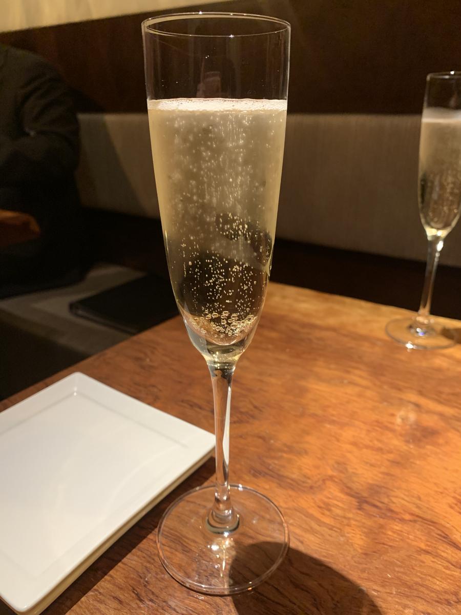 Bistro Jitan (ビストロ ジタン) 錦糸町のスパークリングワイン