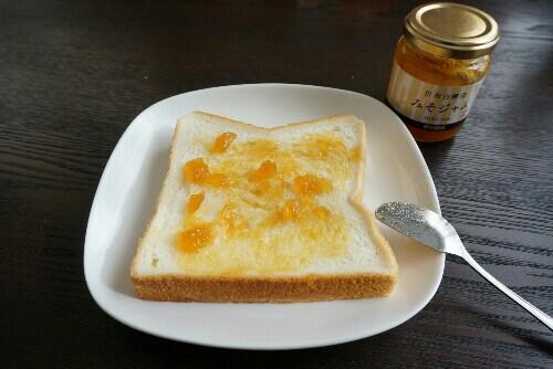 味噌ジャムのパン