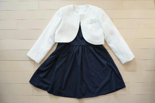 【入学式】女の子のフォーマル服(3点セット)