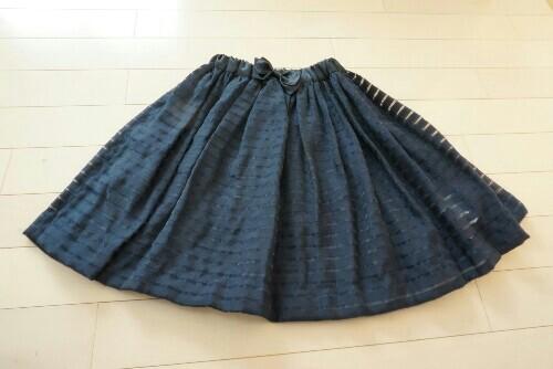 【入学式】女の子のフォーマル服(オーバースカート)