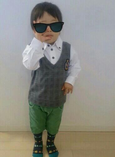 幼稚園の面接の服【男の子】