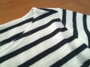 【無印良品福袋】七分袖Tシャツ