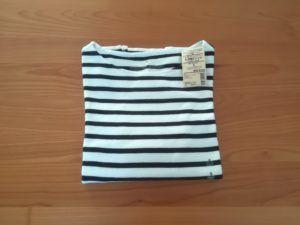 【無印良品福袋】オーガニックコットン七分袖Tシャツ