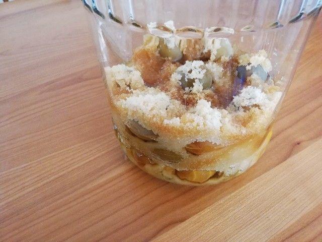 冷凍梅の簡単シロップ作り