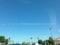 ひこうき雲。2013/9/27