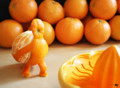 Orangeman | Creative Photo | The Design Inspiration