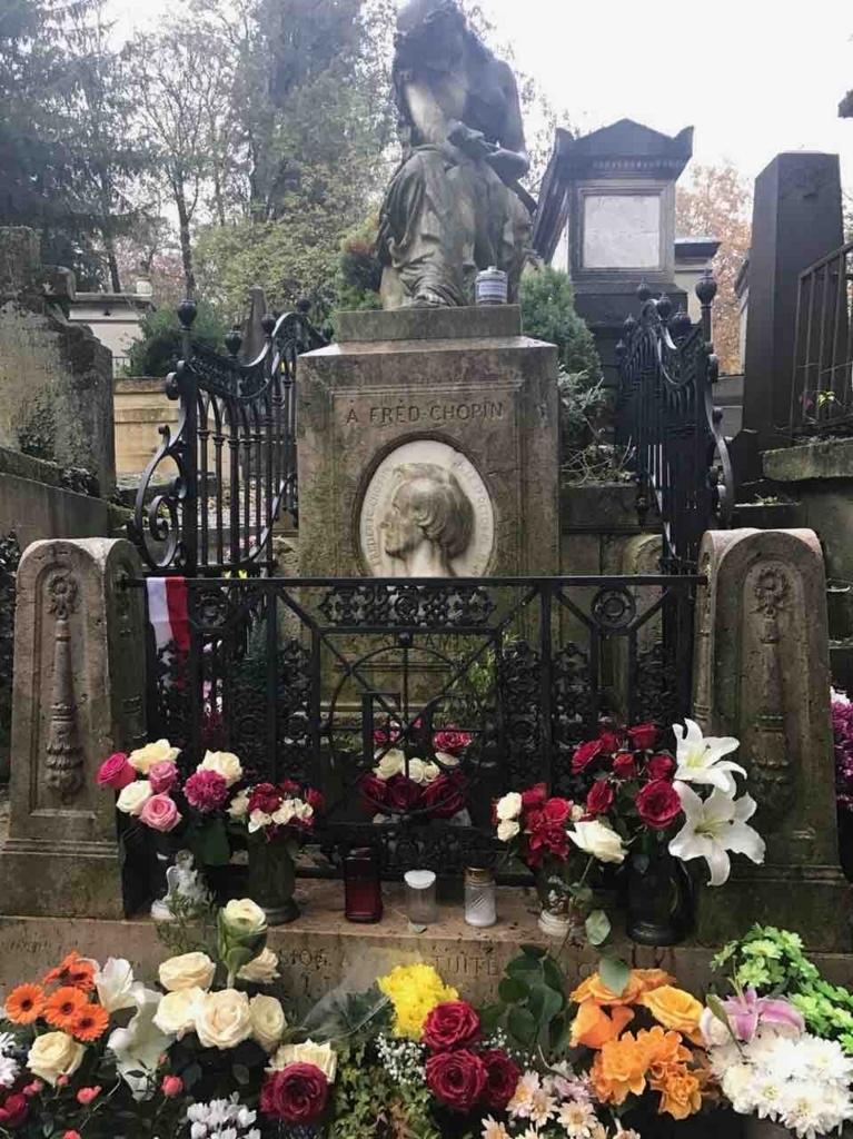 ショパンの墓