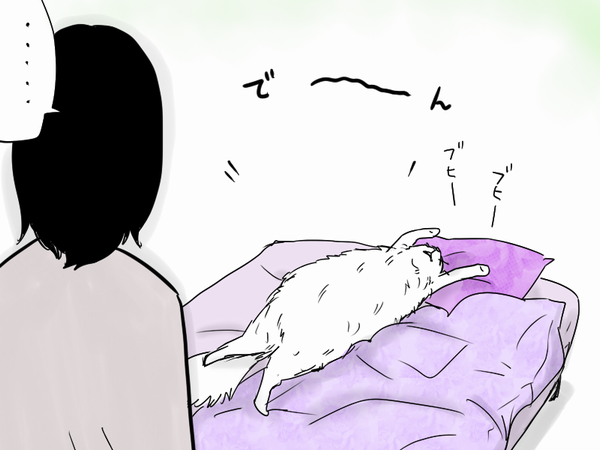 猫 絵日記