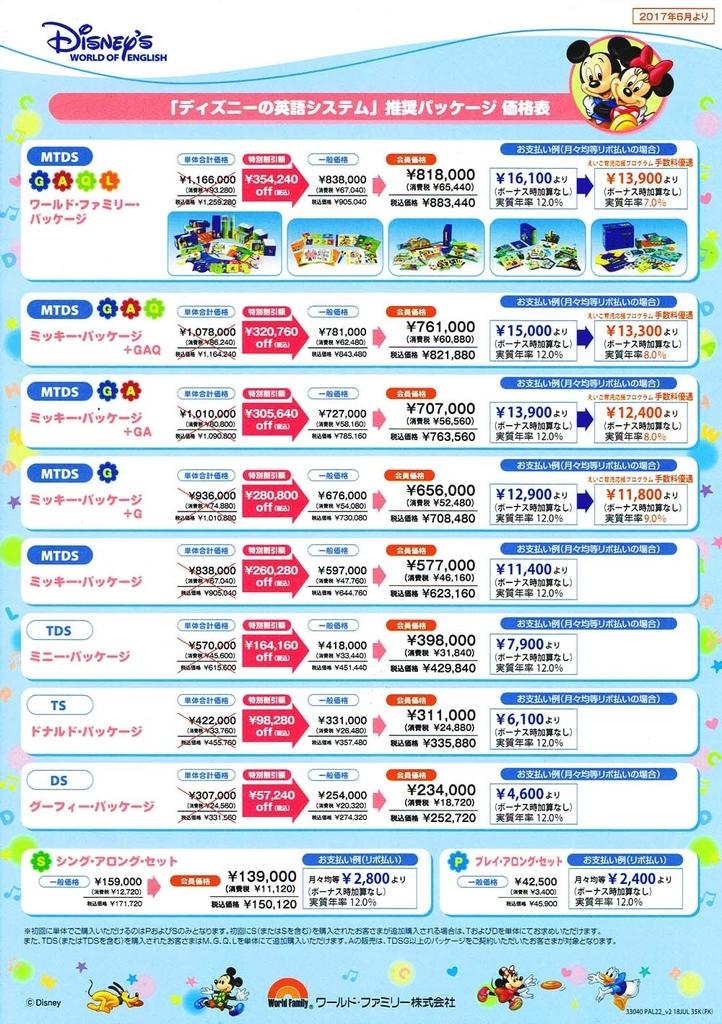 システム ディズニー 値段 英語 ディズニーの英語システム(DWE)の値段一覧 セット価格内容を徹底解説!
