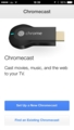 Chromecast App for iOS