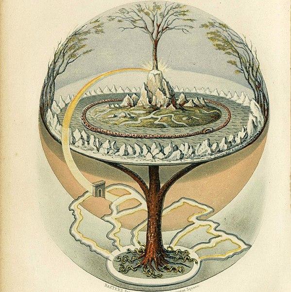 世界樹ユグラドシル