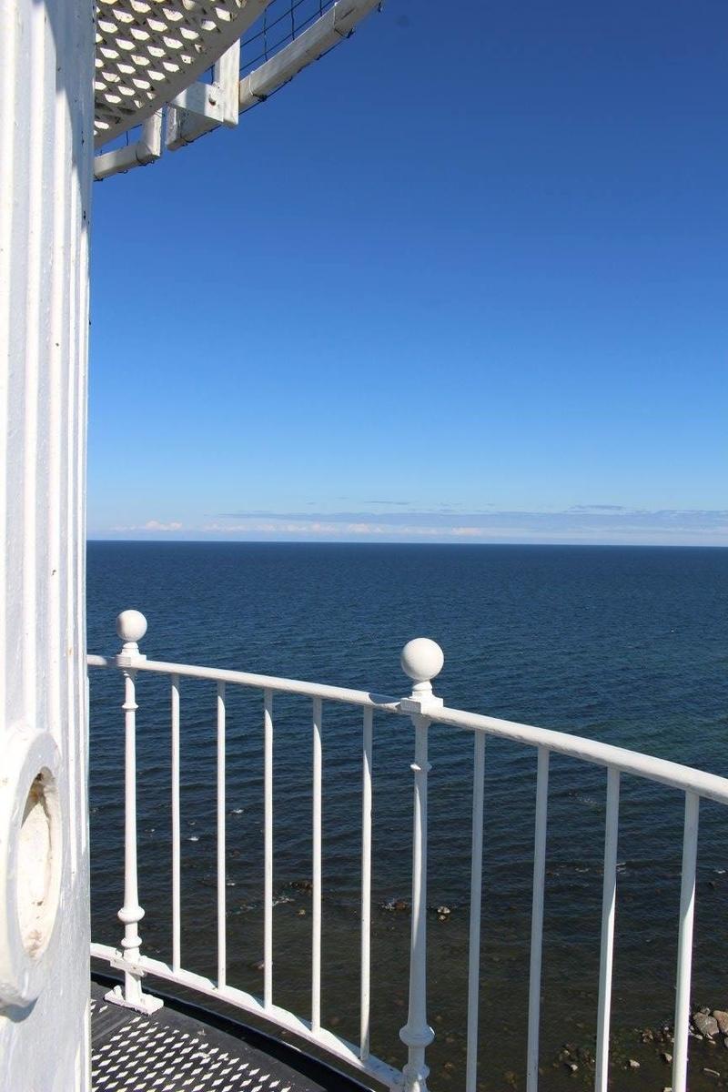 ストニア、タフクナ灯台からの景色