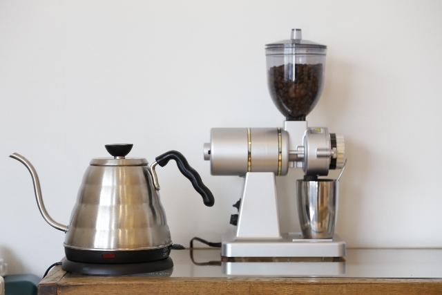 ヤカン・コーヒーメーカー
