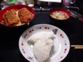 121221・本日の晩飯