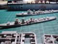 140721・駆逐艦白露型1番艦2番艦・建造・2
