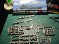 140721・駆逐艦白露型1番艦2番艦・建造・1