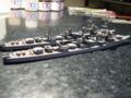 140724・駆逐艦白露型2隻竣工・2