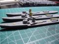 141129・駆逐艦夕雲型1番艦から3番艦・建造中・1