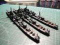20141204・駆逐艦夕雲型1番艦から3番艦・竣工・4