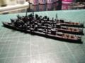 20141204・駆逐艦夕雲型1番艦から3番艦・竣工・2