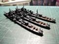 20141204・駆逐艦夕雲型1番艦から3番艦・竣工・1