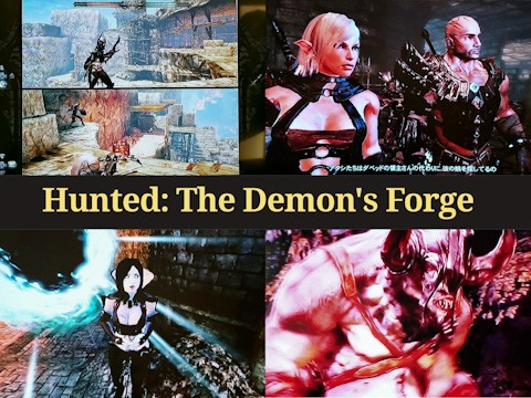 Hunted: The Demon's Forgeプレイ日記
